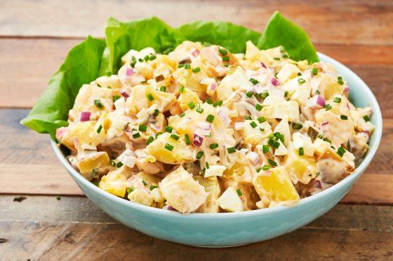 aardappelsalade recept